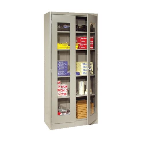 Lyon 1000 Series Visible Storage Cabinets