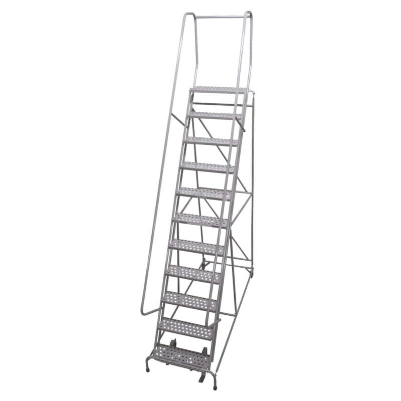 Cotterman Series 1000 Rolling Metal Ladders 30 Inch Tread Width