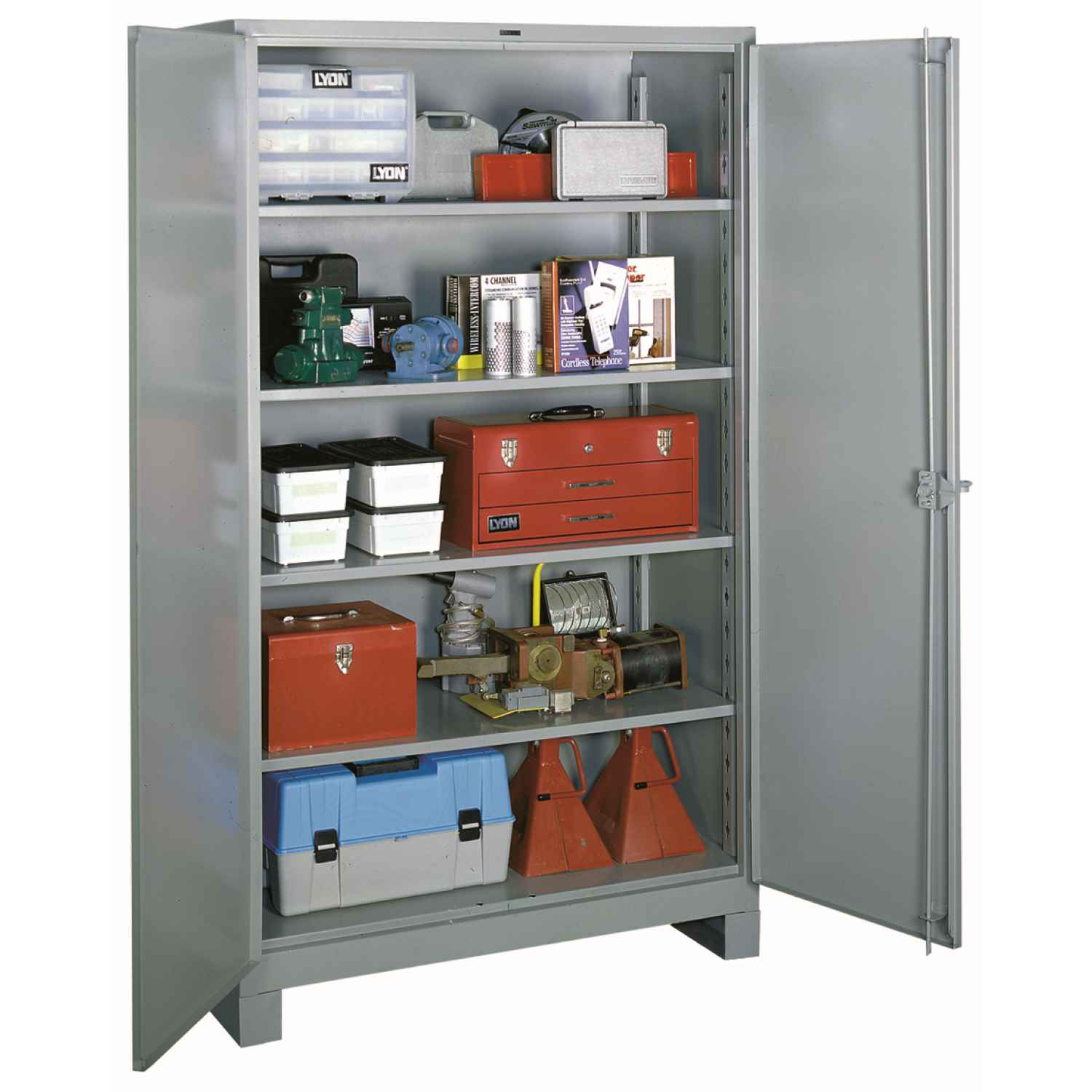 Lyon 1120 All-Welded Shelf Cabinets