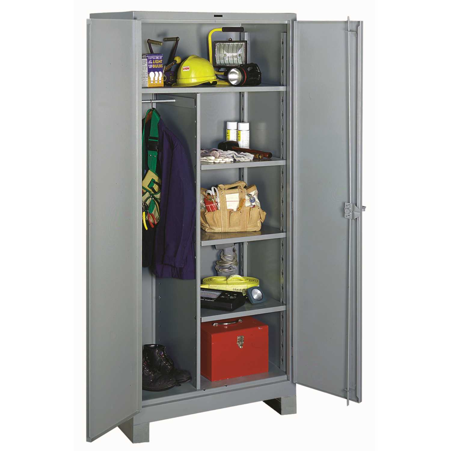 Lyon 1148 All-Welded Combination Cabinets