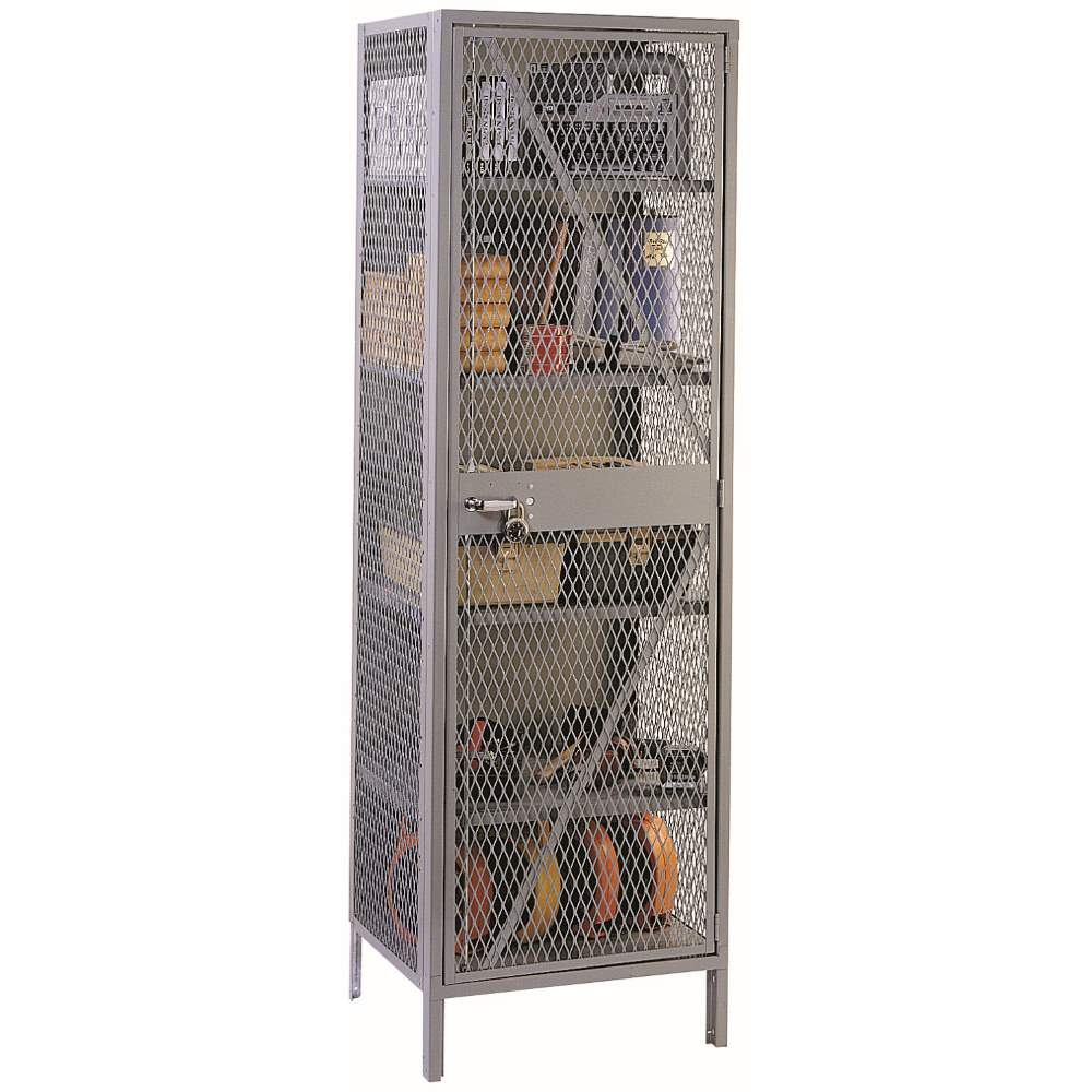 Lyon 1130 All-Welded Steel Industrial Ventilated Storage Cabinet
