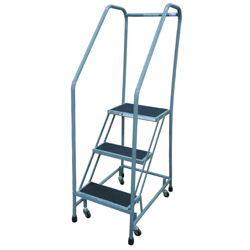 Cotterman Series 1200 Easy 50 Climbing Angle Ladders 16 Inch Tread Width
