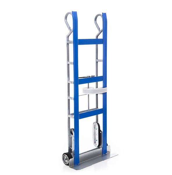 Dutro 1504 Small Wheel Appliance Hand Truck with Geared Ratchet