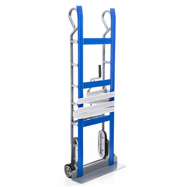 Dutro 1509 Small Wheel Appliance Hand Truck with Offset Handle