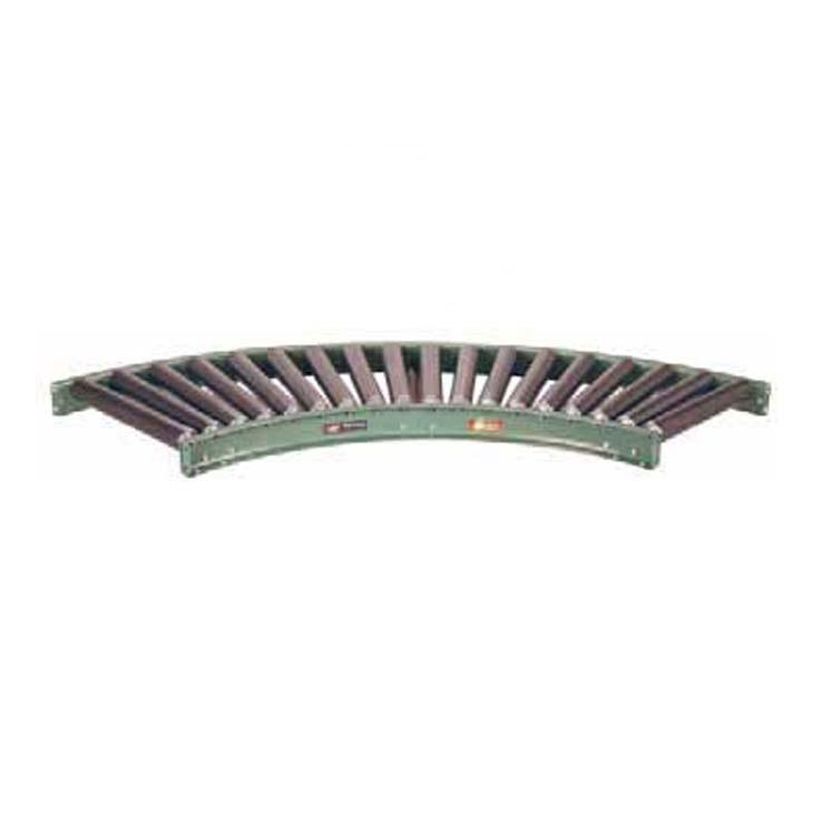 199S Steel Roller Gravity Curved Sections - 24 Hour Shipment