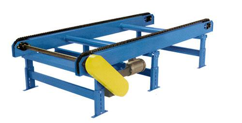 New London Pallet Conveyor