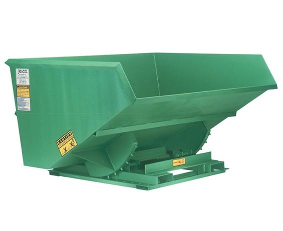 Large Volume Low Profile Dumpers
