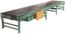 251CALR Heavy Duty Cam Adjusted Live Roller Conveyor 46 inch Width