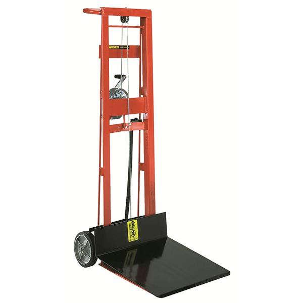 Wesco Platform Lift Hand Trucks