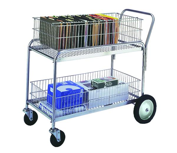 272231 Wire Office Carts