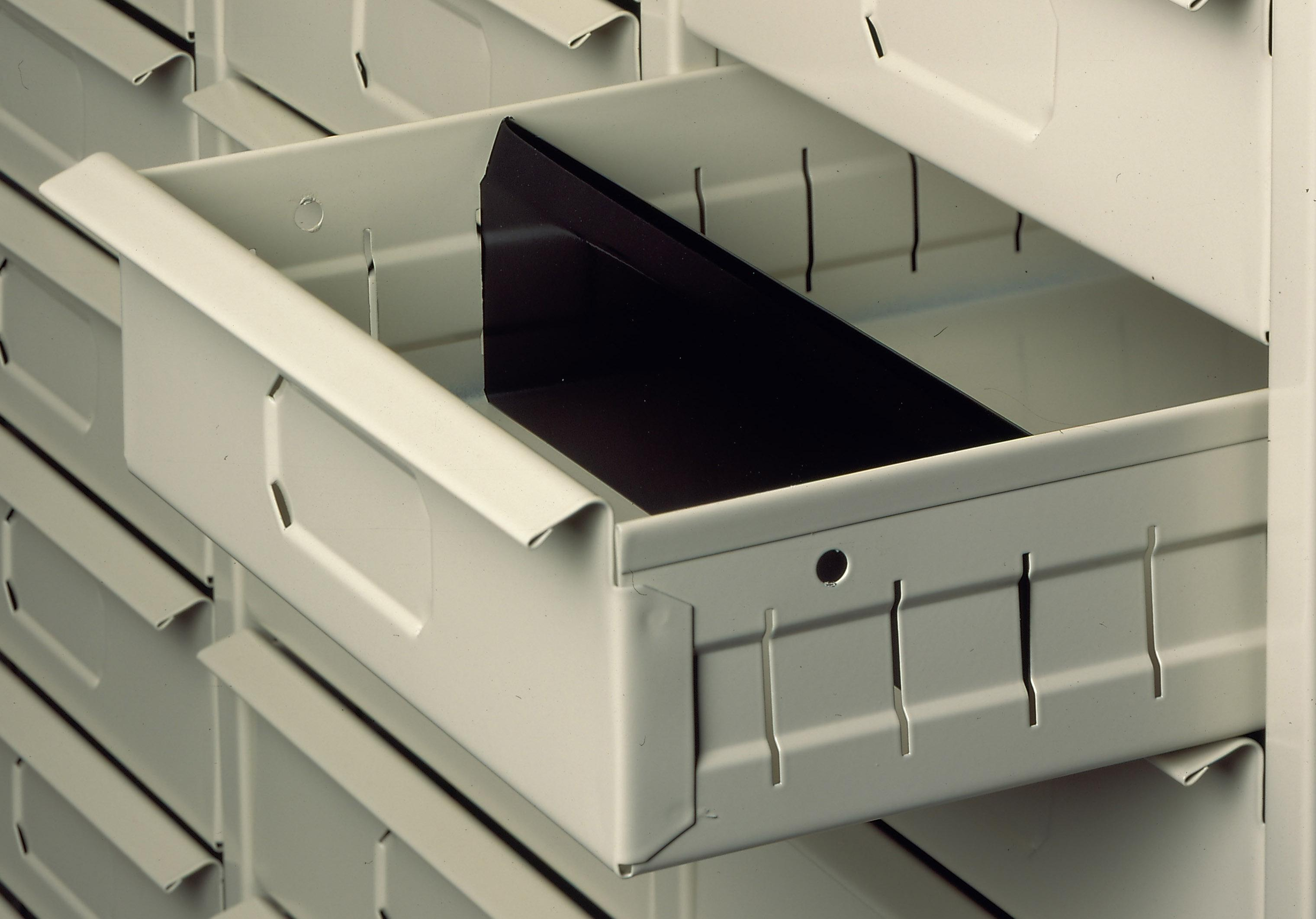Tennsco Dividers for 30 Drawer Organizers