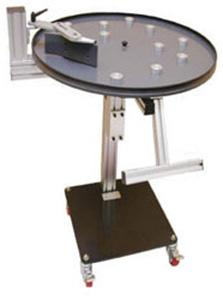 32 Inch Rotary Table Accumulator