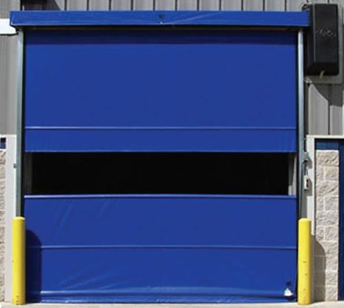 Stromberg Motorized Vinyl Roll-Up Doors