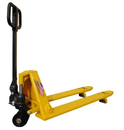 Wesley 4-Way Pallet Trucks