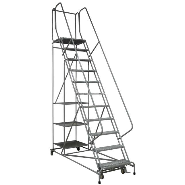 Cotterman Series 5000 Stock and Order Picking Ladders