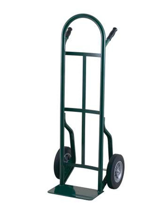 53T86 Continuous Frame Dual Pin Handle Steel Hand Truck