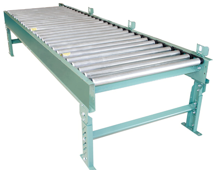 596-PRA Poly-V Photoeye Powered Roller Zero Pressure Accumulator Conveyors