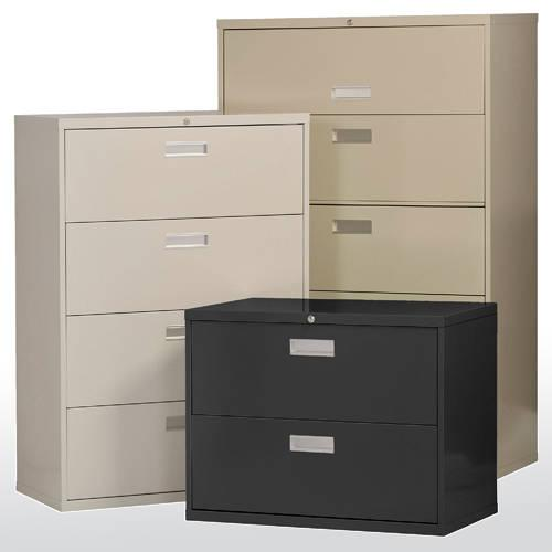 Sandusky 600 Series Lateral File Cabinets