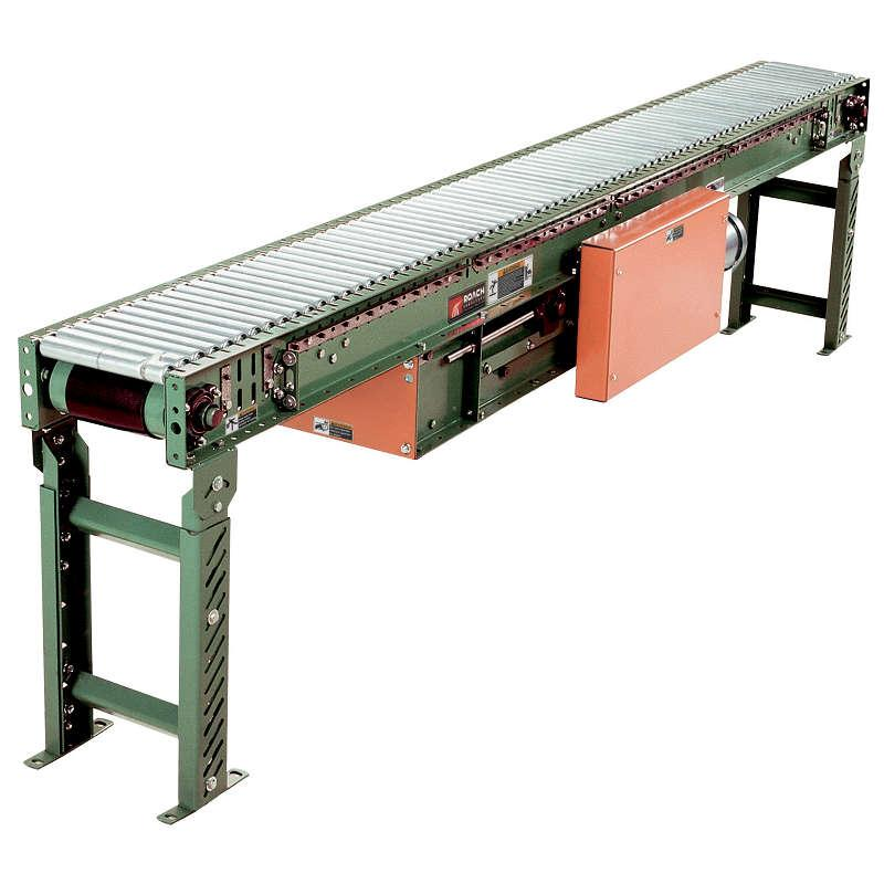 Roach Conveyors Light Duty Cam Adjusted LIve Roller