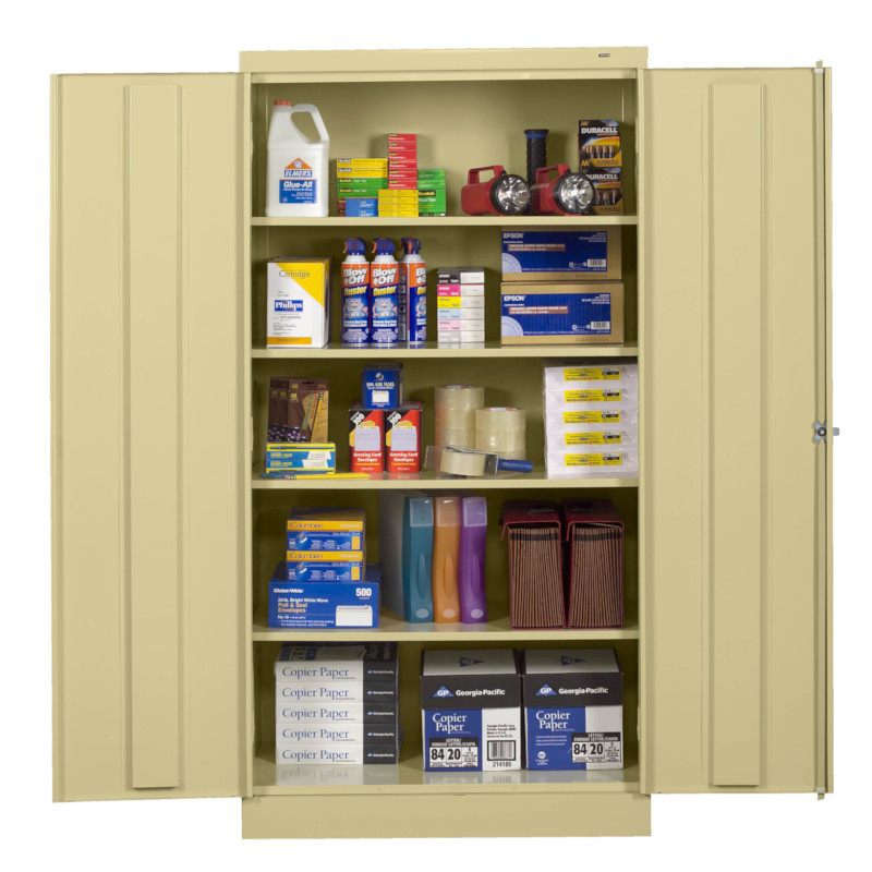 Tennsco 7224 Assembled Standard Storage Cabinet