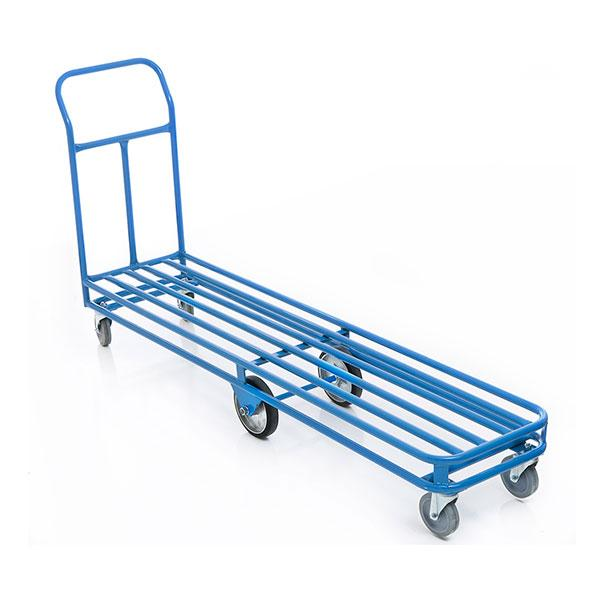 Dutro 75 Inch Long Stocking Cart