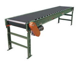 751RB Heavy Duty Roller Bed Belt Conveyor 12 inch Belt Width