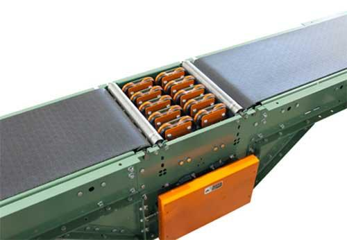 Roach Pivot Sort Conveyor