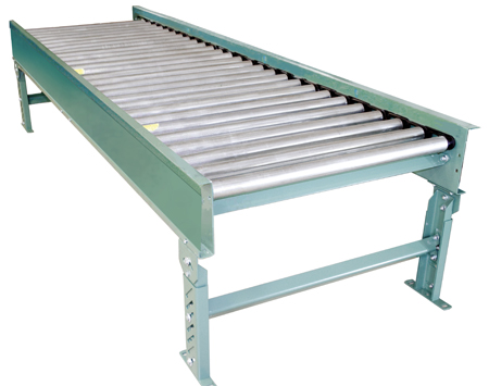 796-PRA Poly-V Photoeye Powered Roller Zero Pressure Accumulator Conveyors