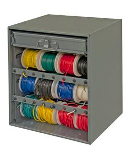 Durham Wire and Terminal Storage Cabinet Model No. 297-95