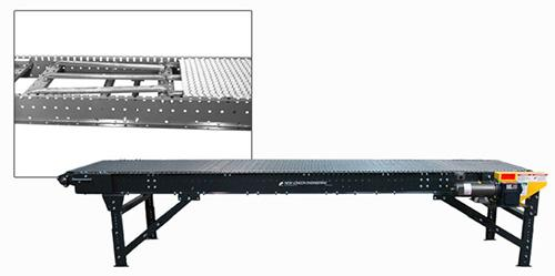 New London Wire Mesh Belt Conveyor