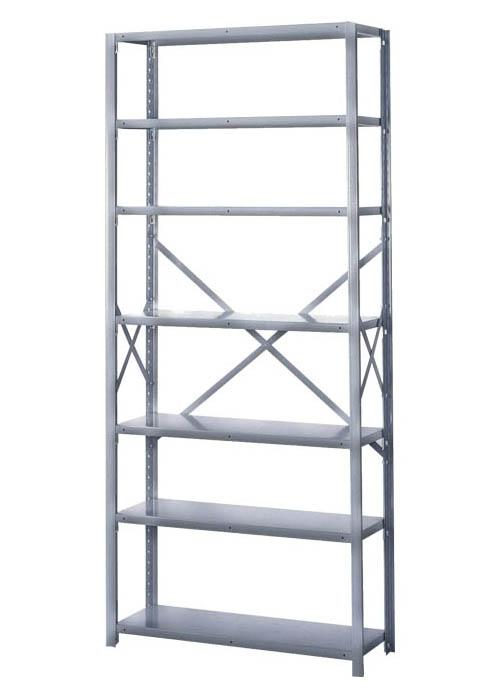 Lyon 8000 Series Open Steel Shelving