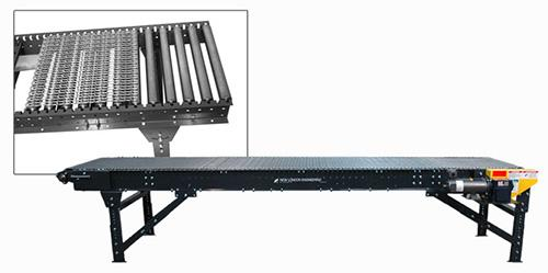 New London 801 Wire Mesh Belt Conveyor