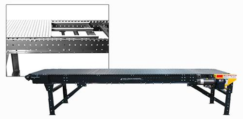 New London 802 Wire Mesh Belt Conveyor