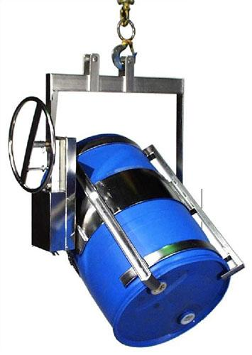 Custom Below-Hook Drum Carrier