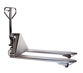 Southworth Stainless Steel Pallet Truck