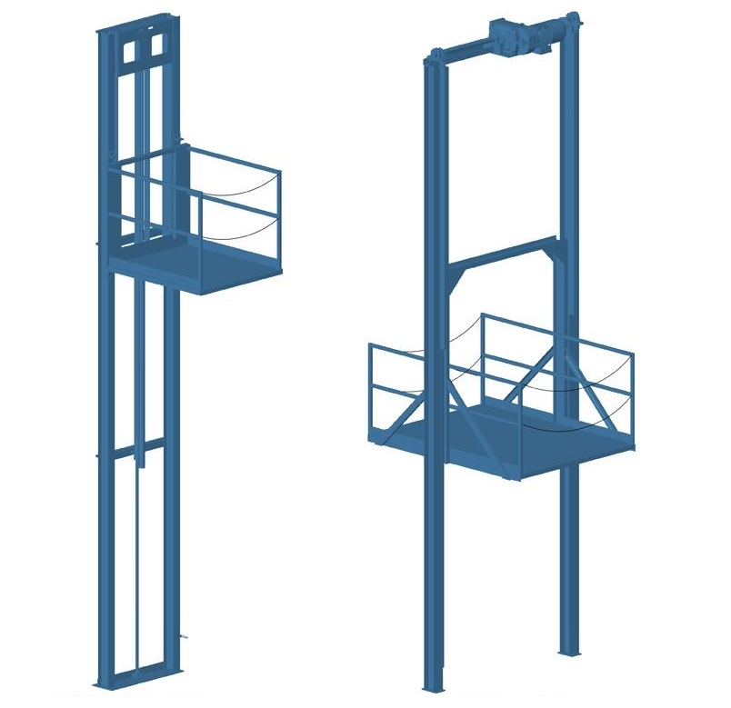 Advance Lifts Vertical Reciprocating Conveyors