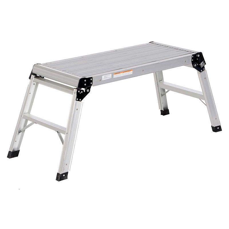 Vestil AFSP-2 Aluminum Folding Step Platforms