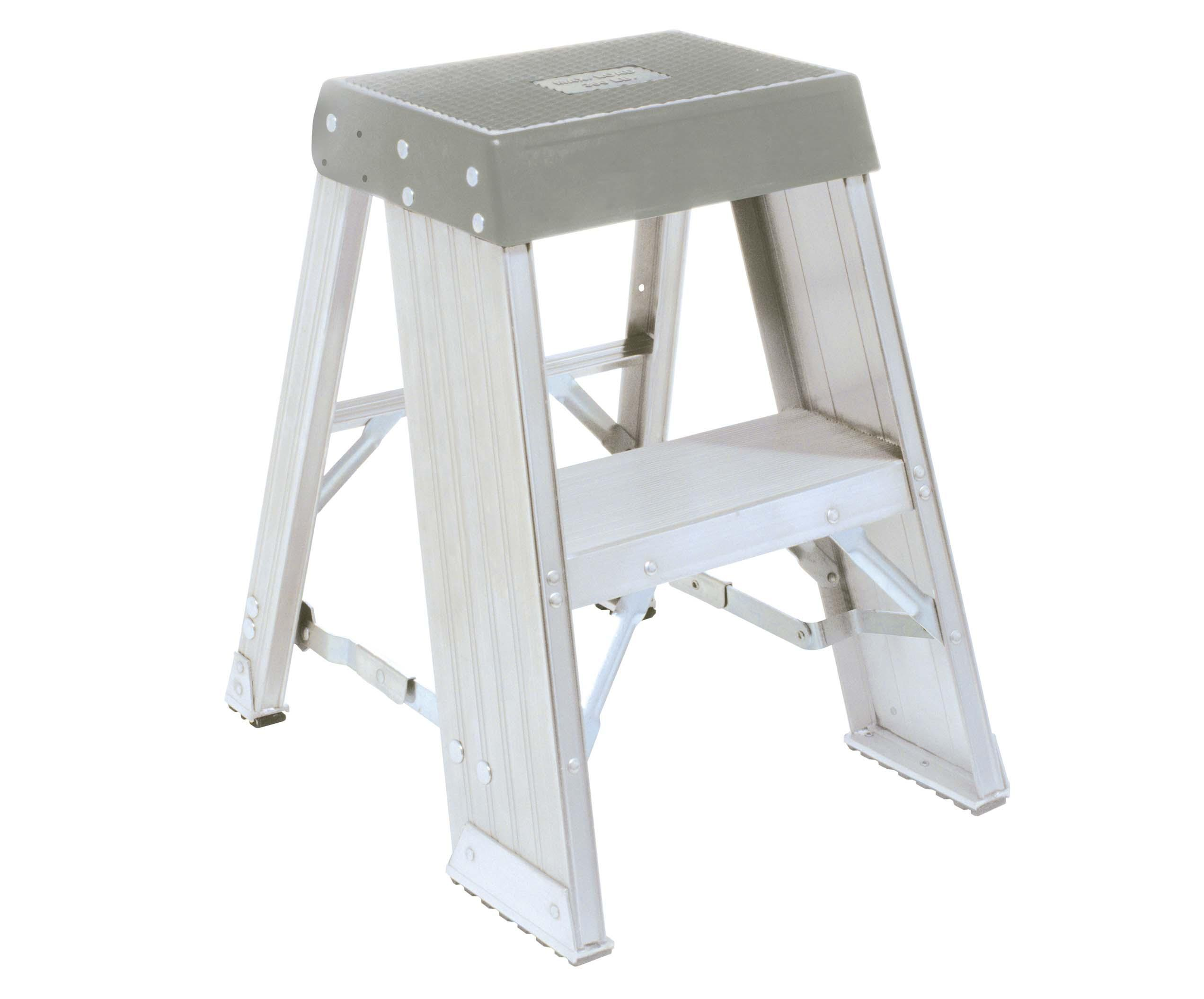 Vestil Aluminum Industrial Step Stands