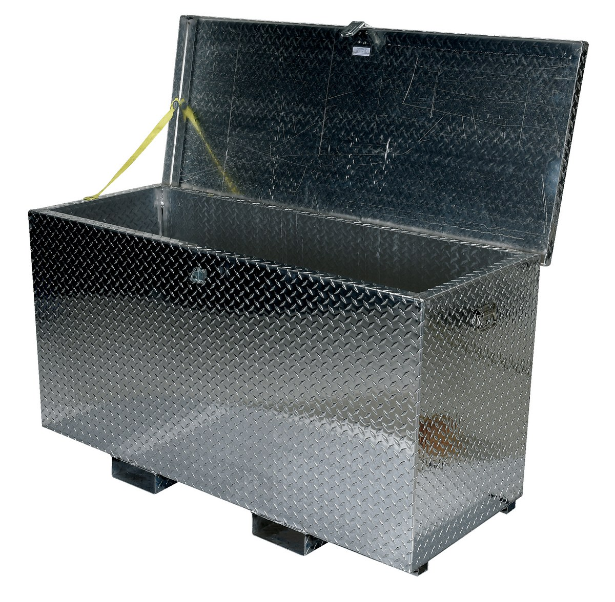 Vestil APTS-3060-F Aluminum Tool Boxes with Fork Pockets B