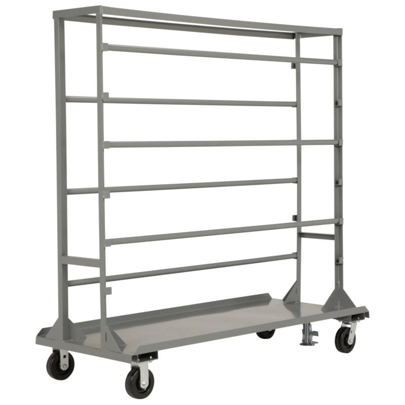 Little Giant Bulk Roll Cart Model No. ARG-3072-6PHF