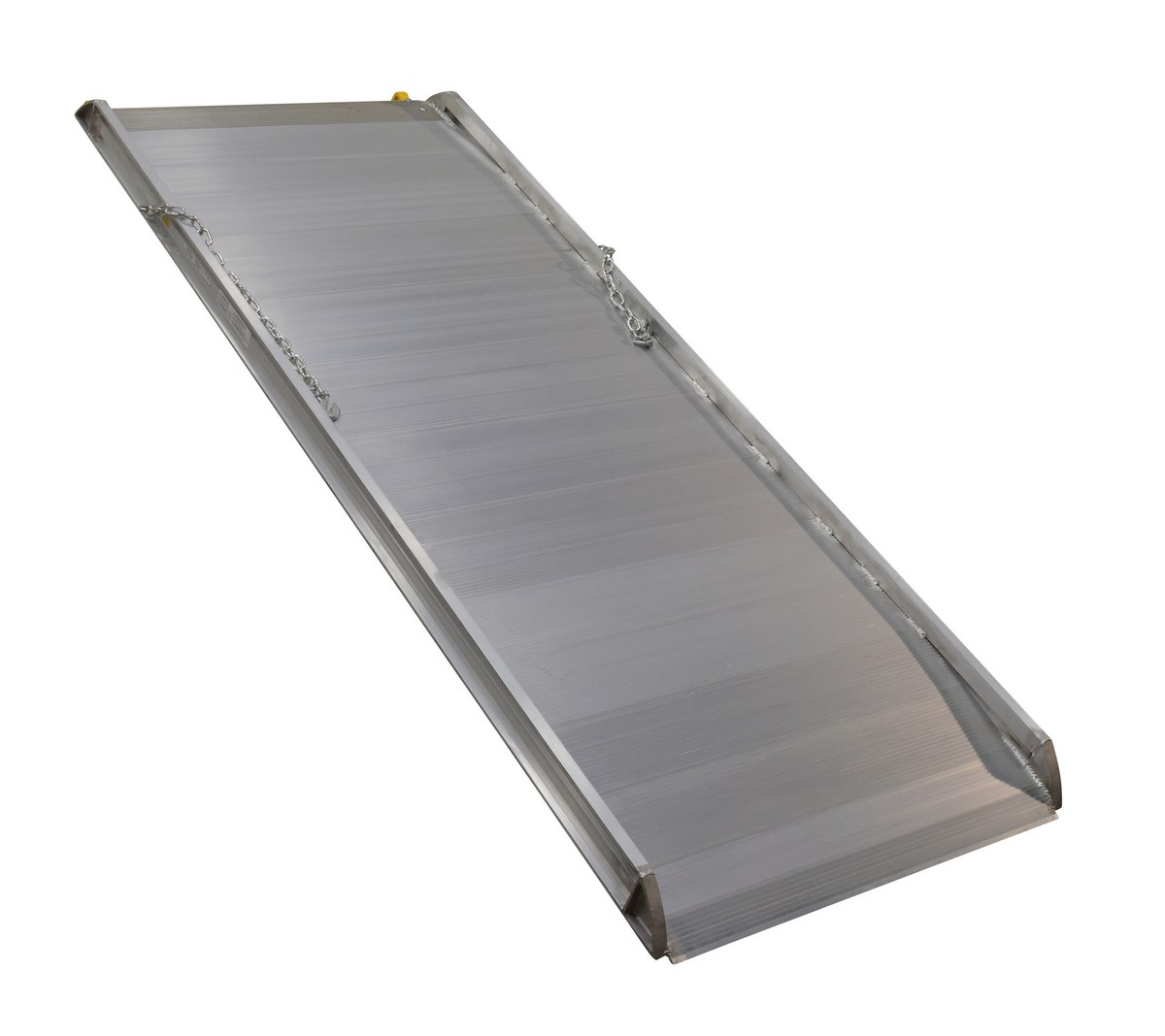 "Vestil AWR-38-8B 38"" Wide Aluminum Walk Ramps Steel Hook Style"