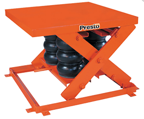 Presto AXS Series Heavy Duty Scissor Lifts NEW