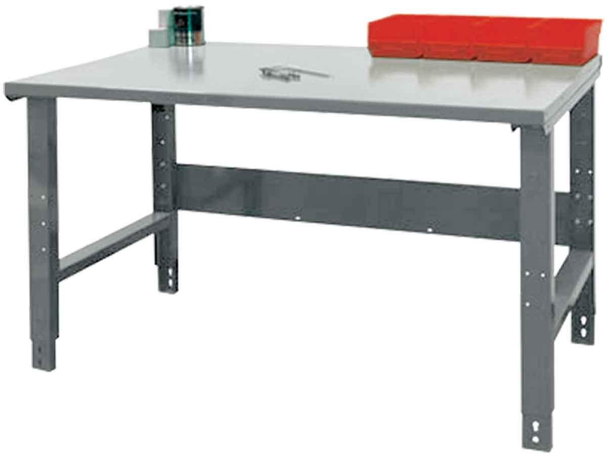 Stromberg Adjustable Height Industrial Workbench