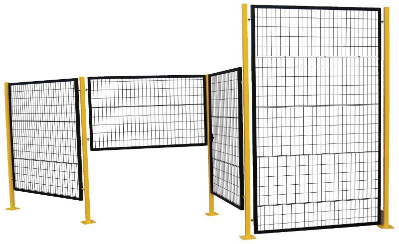 Vestil Adjustable Perimeter Guard Systems