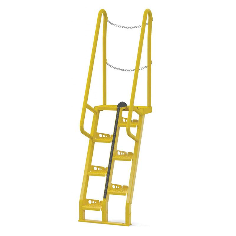 Vestil ATS-4-56 Alternating Tread Stairs
