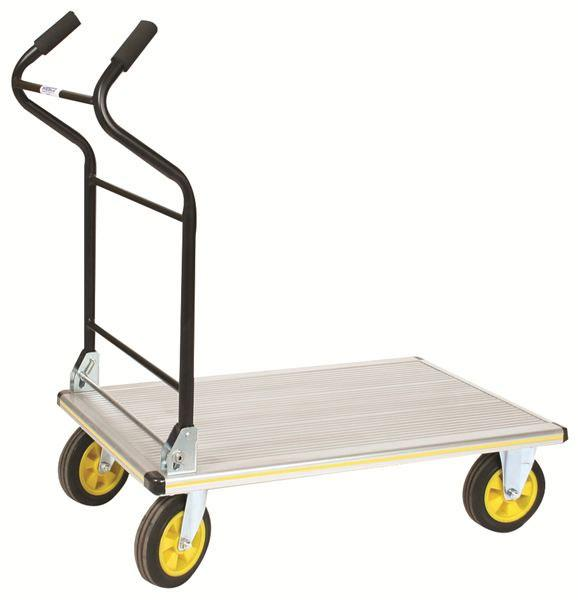 Aluminum Folding Ergo-Handle Truck