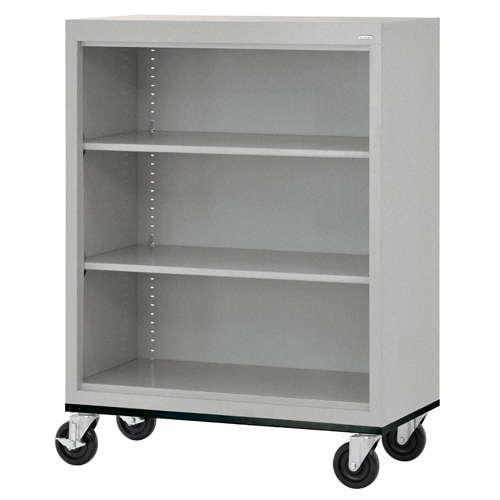 Sandusky Elite Mobile Bookcases