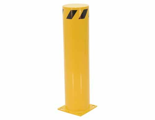 "Vestil Steel Pipe Safety Bollards 8-5/8"" Diameter"