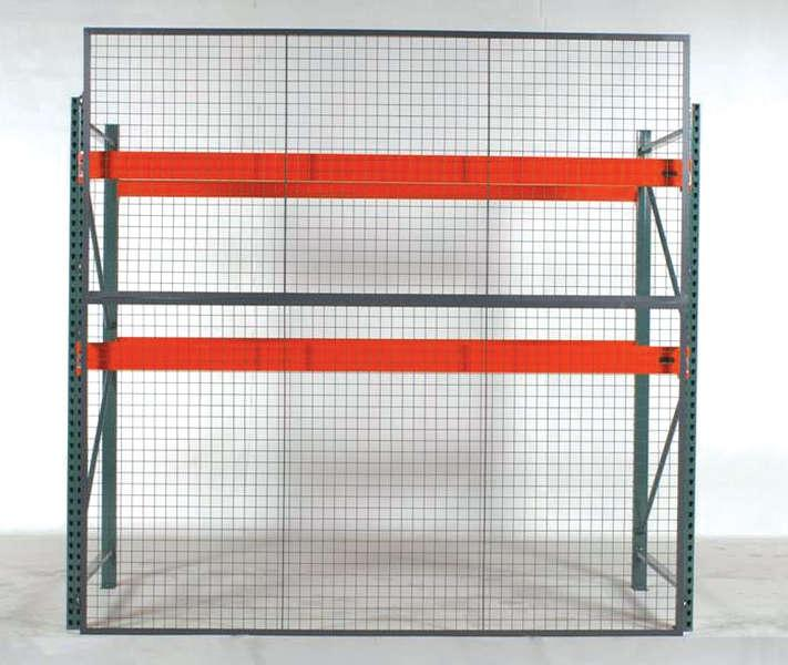 Vestil Back Guards for Pallet Rack Model No. RBG-95