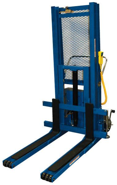 Vestil Basket and Skid Stacker